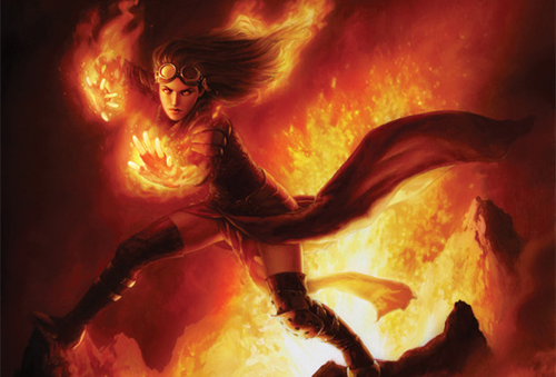 Chandra, Pyromaster Cover